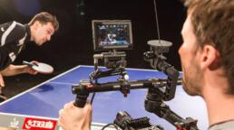 neiser Filmproduktion düsseldorf sport video trailer dcse sportstadt messe timo boll